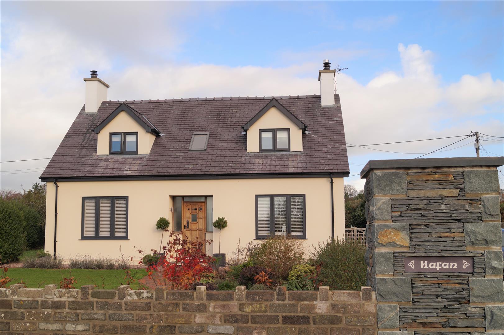 Efailnewydd, Pwllheli - £415,000